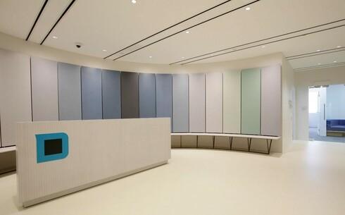 フリーアドレス制を導入、大広・東京本社が新オフィスに移転